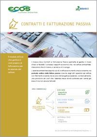 Contratti e fatturazione passiva