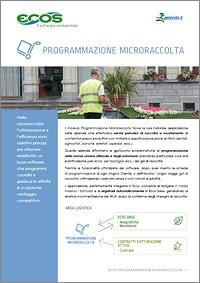 Programmazione Microraccolta